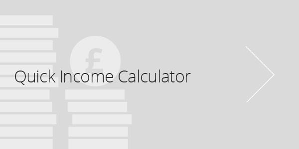 Quick Income Calculator